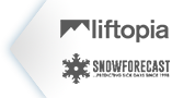 SnowForecast / Liftopia Logos