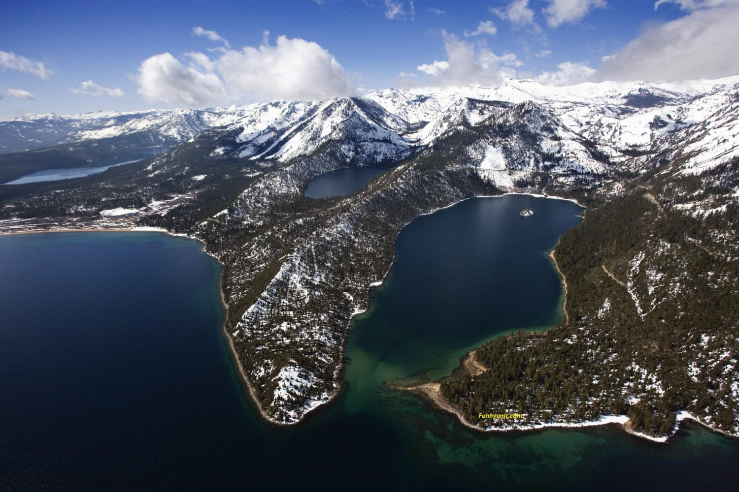 TAHOE LONG RANGE FORECAST - Apr 11, 2019